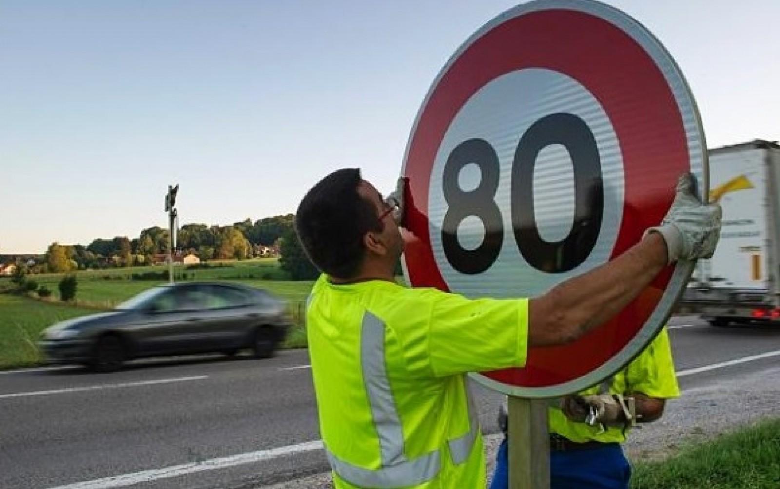 Modificări în regulile de trafic: Franța dorește să micșoreze limita de viteză pentru a reduce numărul de accidente