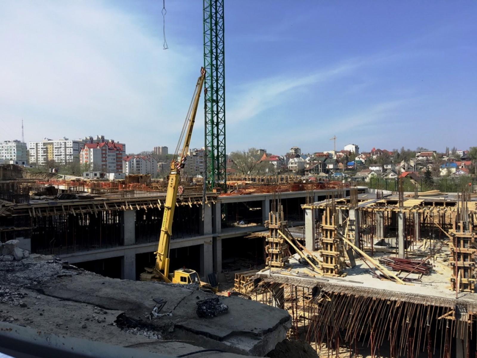 Mold-street: A scăzut numărul autorizaţiilor de construire pentru clădiri cu încă 15,4%
