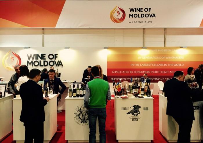 (foto) Moldova participă la cea mai importantă expoziție de vinuri din lume