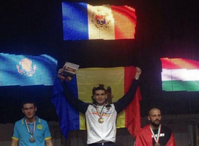 Moldova a obţinut două medalii de aur la Campionatul Mondial de pankration