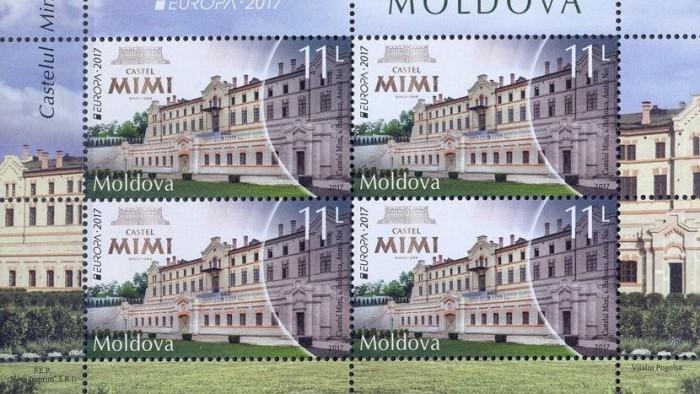 Moldova a obținut locul trei la concursul celor mai frumoase timbre poștale din Europa
