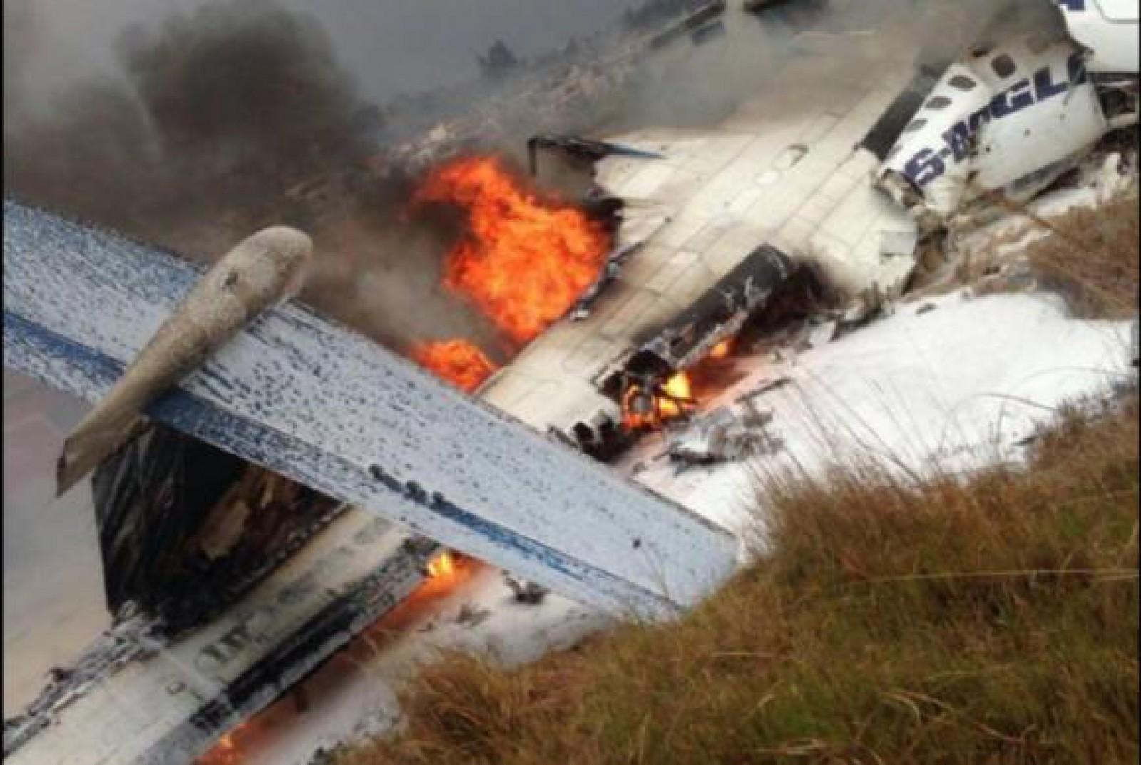 Motivul care a dus la prăbușirea, pe aeroportul din Nepal, a avionului cu 71 de oameni la bord