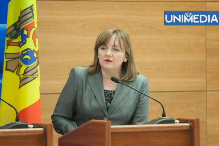 Natalia Gherman: Regimul fără vize cu UE funcționează impecabil