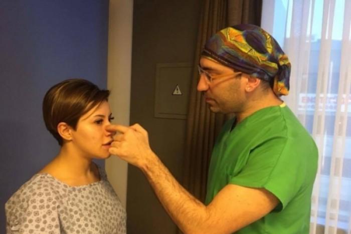 Nicoleta Nucă şi-a operat nasul! Cum arată după intervenţia chirurgicală din Turcia