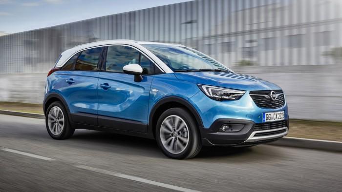 Noul Opel Crossland X poate fi comandat din uzină cu instalaţie GPL