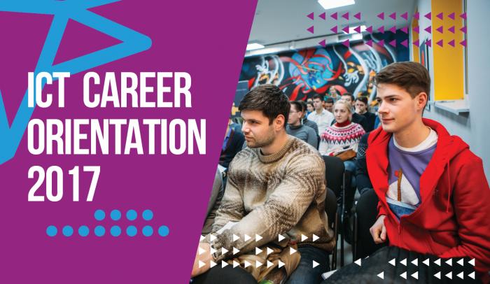 O carieră reușită în domeniul IT poate începe cu ICT Career Orientation