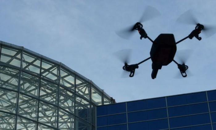 O mare companie de consultanţă şi audit va folosi drone pentru a evalua active