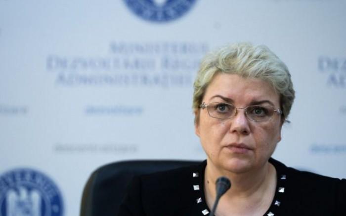 O ministră din România, audiată la DNA. Sevil Shhaideh este printre cei pe care premierul vrea să-i demită