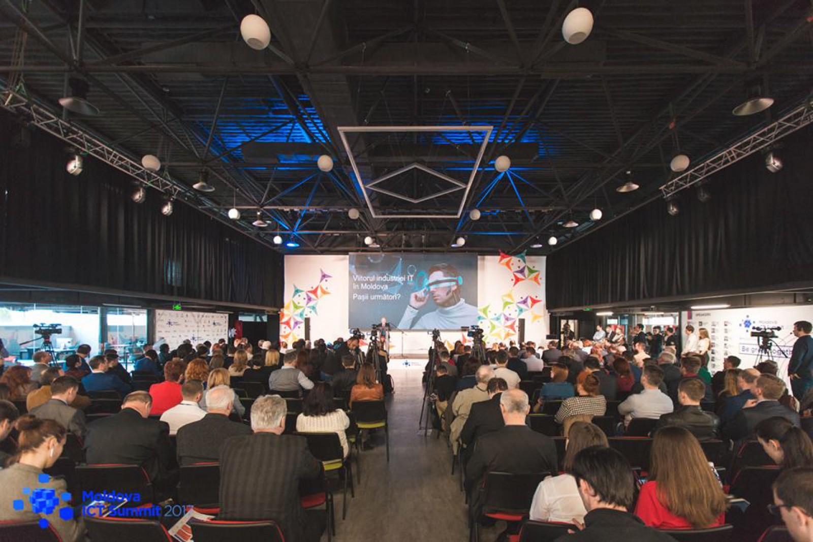 O nouă ediție Moldova ICT Summit 2018: Va fi dedicată Tehnologiilor Informaționale în Educație