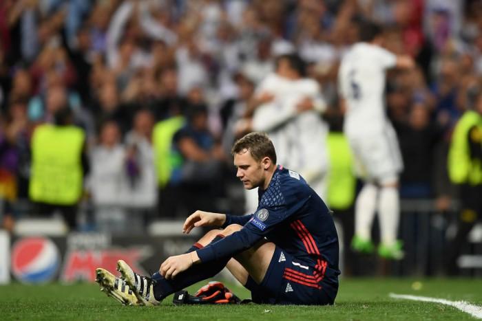 O nouă veste proastă pentru Bayern Munchen! Manuel Neuer și-a rupt piciorul și va rata restul sezonului