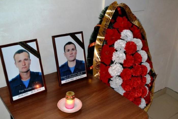 O stradă din raionul Telenești și școala din Verejeni vor purta numele pompierilor decedați la datorie