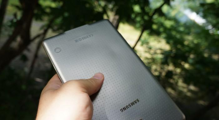 O tabletă Samsung a luat foc într-un avion