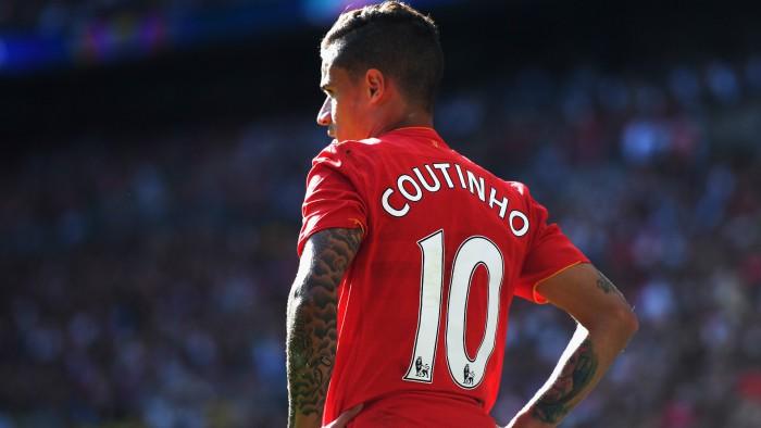 Oficial: Liverpool nu îl va vinde pe Philippe Coutinho în această vară