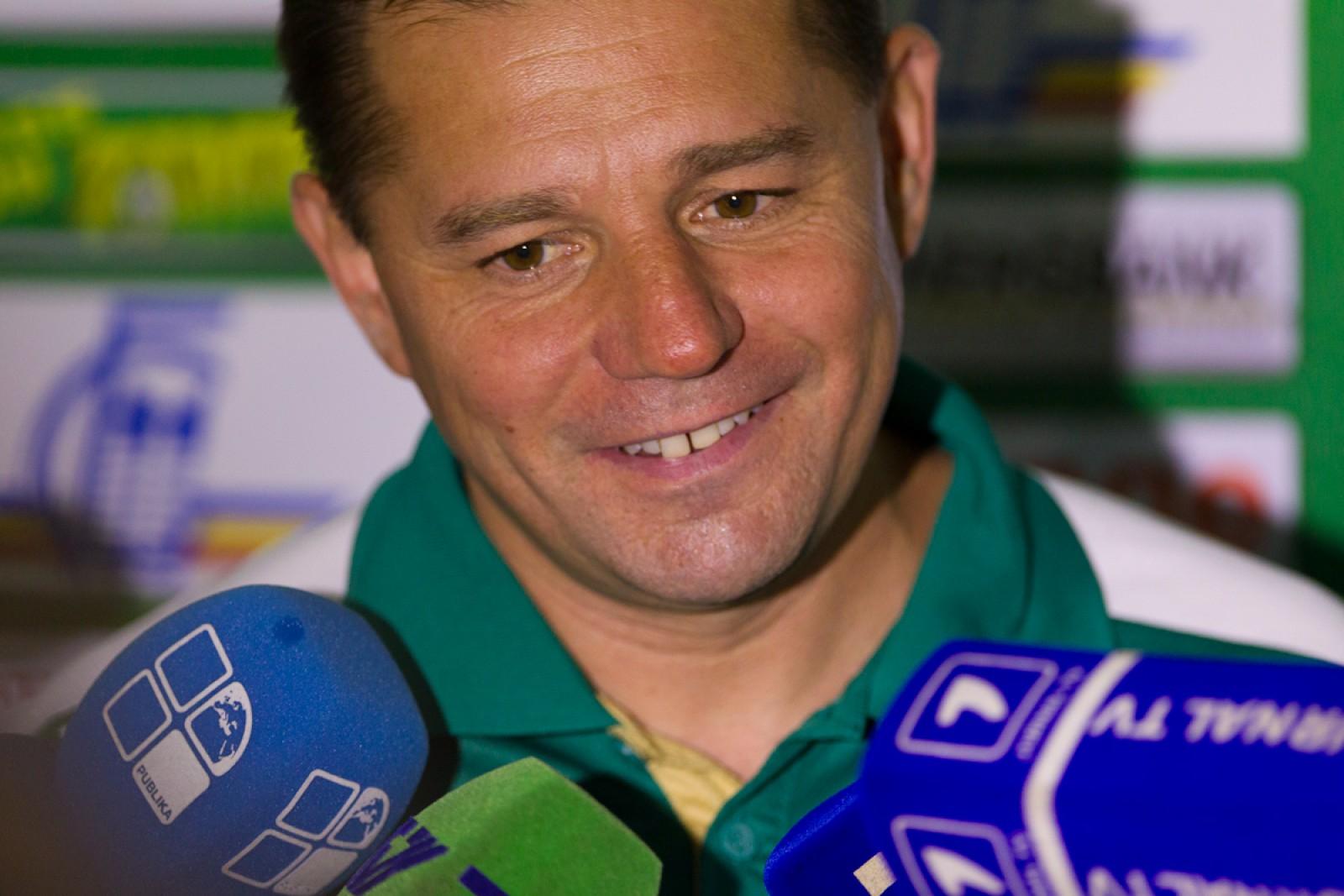 Oficial: Sergiu Cleșcenco a devenit noul antrenor al naționalei de tineret a Moldovei