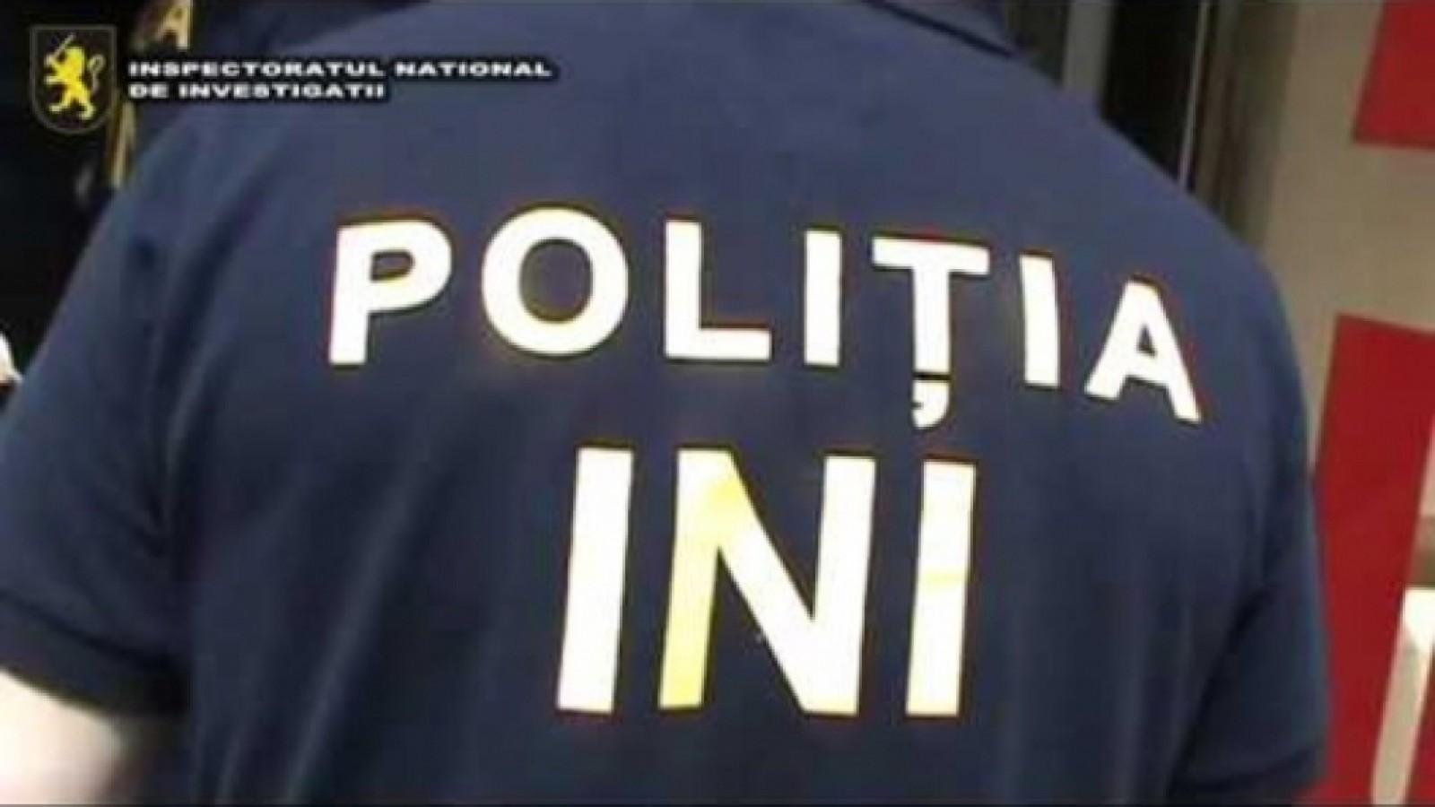 Ofițerul de investigații din cadrul INI, reținut pentru că a primit 50.000 de lei, a fost trimis în judecată. Riscă să fie amendat