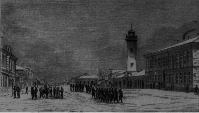 Old Chișinău în imagini: Istoria Serviciului de Pompieri al orașului