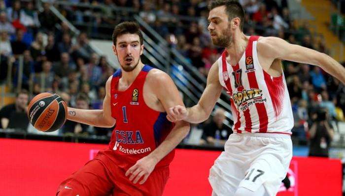 (video) Olympiakos s-a calificat în finala Euroligii masculine de baschet.  În semifinale grecii au trecut de ȚSKA