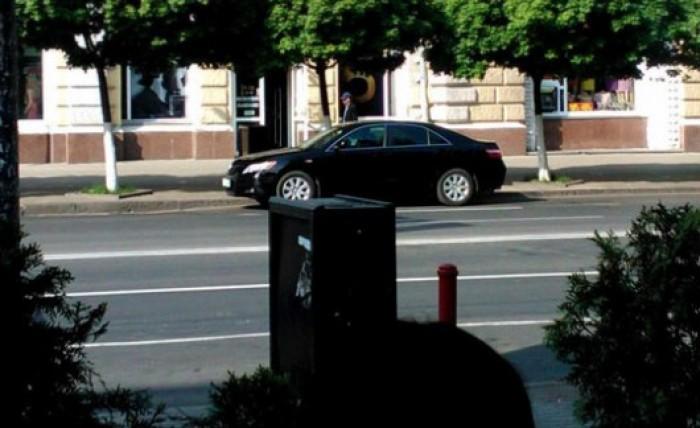 Omega: Mașina lui Chirtoacă, avariată! Primăria: Informații false!