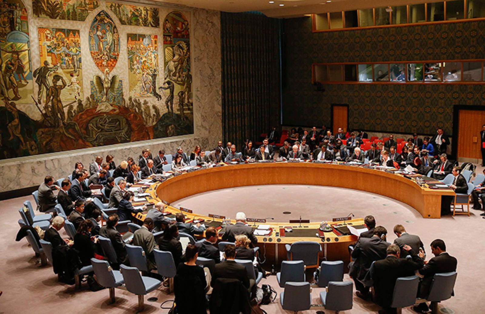 ONU respinge rezoluția Federației Ruse de a condamna atacurile SUA asupra Siriei