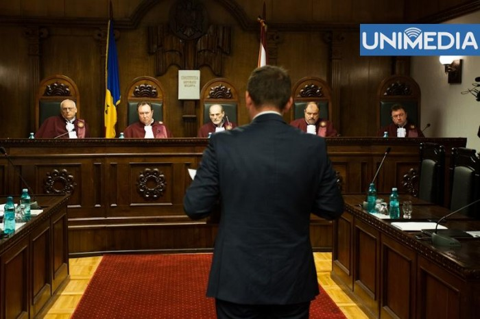 Opoziția contestă Regulamentul Parlamentului la CC