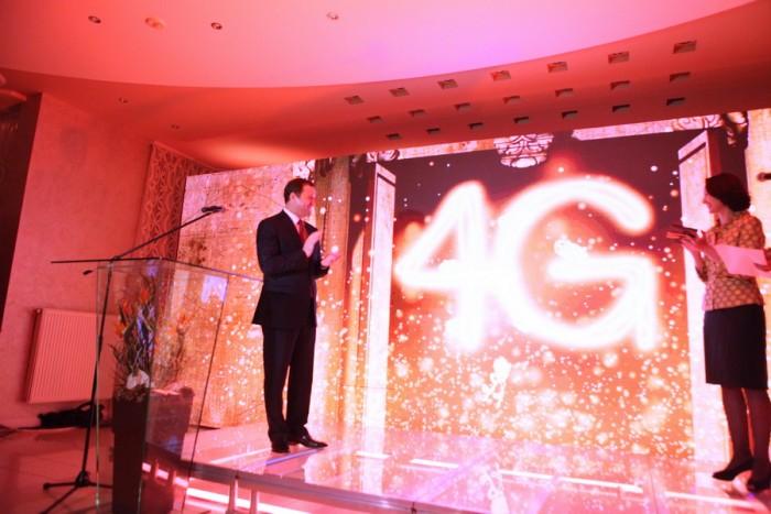 Orange a lansat pe piaţa din Republica Moldova serviciile 4G