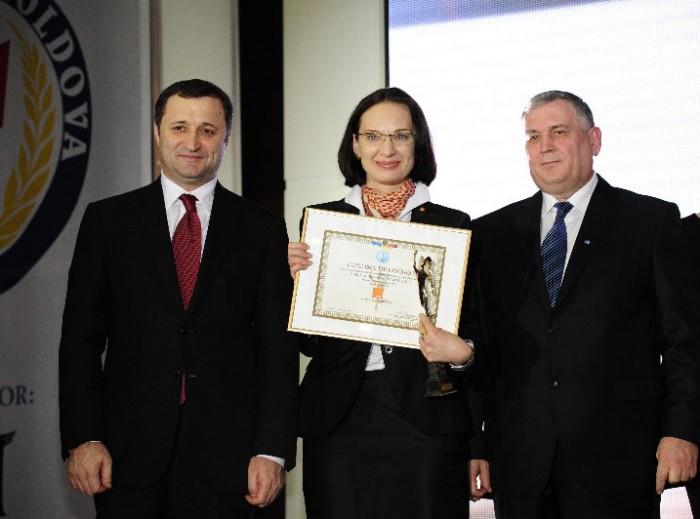 """Orange a primit marele premiu """"Mercuriul de Aur"""", nominalizarea """"Reputație și încredere"""""""
