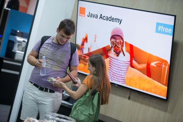 Orange Java Academy, programul tău de instruire în IT