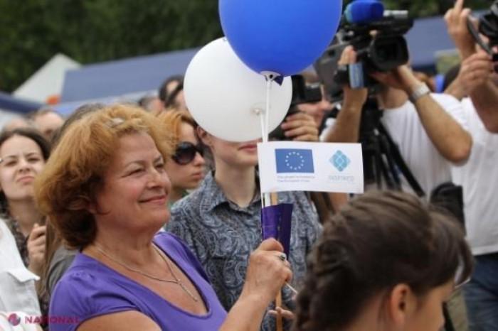 """Orășelul European va fi organizat în grădina publică """"Ștefan Cel Mare"""". Când va avea loc evenimentul"""