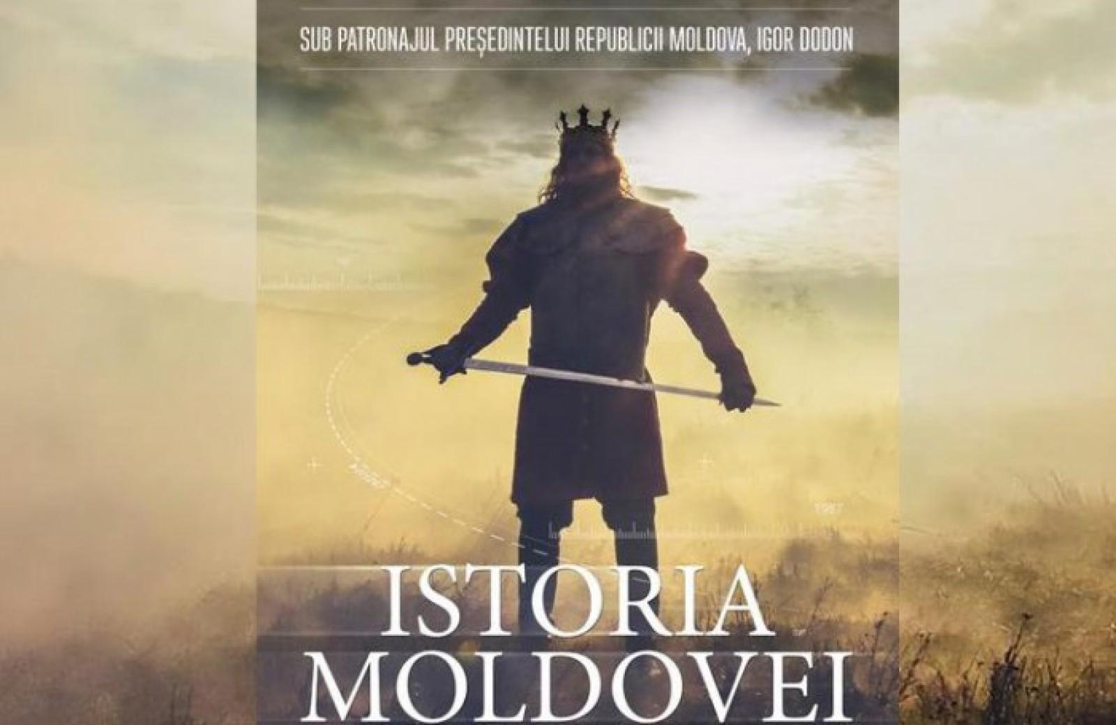 """""""Oscar"""" de Moldova: Igor Dodon i-a decorat pe cei care i-au făcut filmul """"Istoria Moldovei"""""""