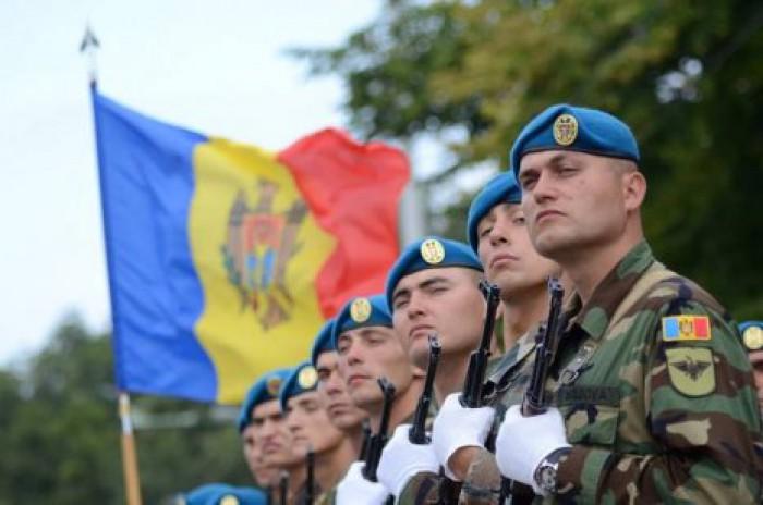 Pacificatorii Armatei Naționale vor participa la festivitățile din Kiev cu ocazia Zilei Independenței Ucrainei