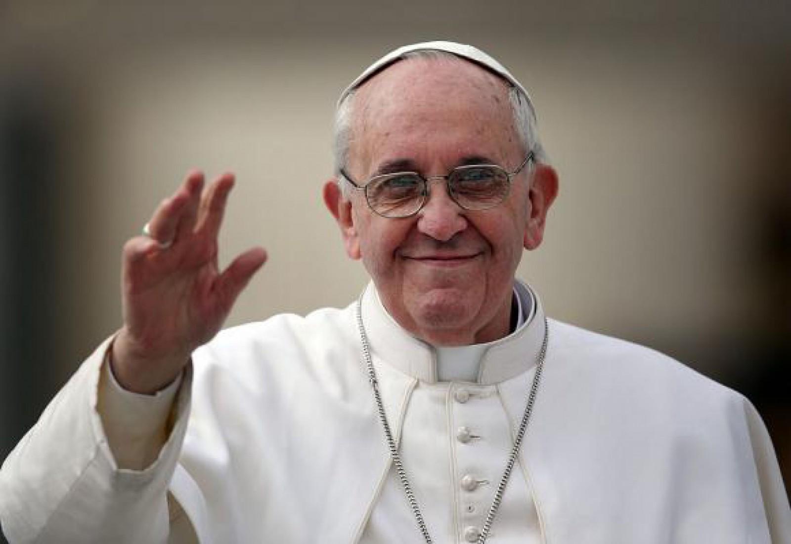 """Papa Francisc, despre paragraful despre ispită din rugăciunea """"Tatăl Nostru"""