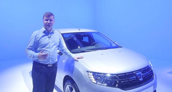 PARIS 2016: Reportaj video AutoBlog.MD de la standul Dacia