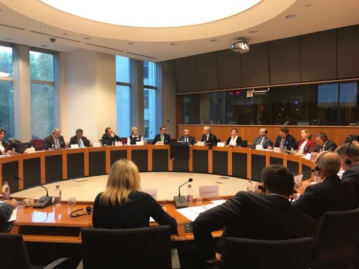 Parlamentul European apreciază succesele în promovarea dialogului şi în mediere obținute de Grupul de lucru privind Găgăuzia