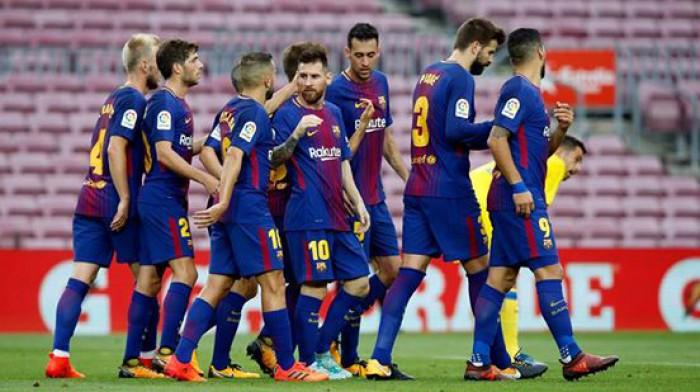 Partida dintre Barcelona și Las Palmas s-a jucat fără spectatori! Catalanii au învins fără emoții, după dubla reușită de Messi