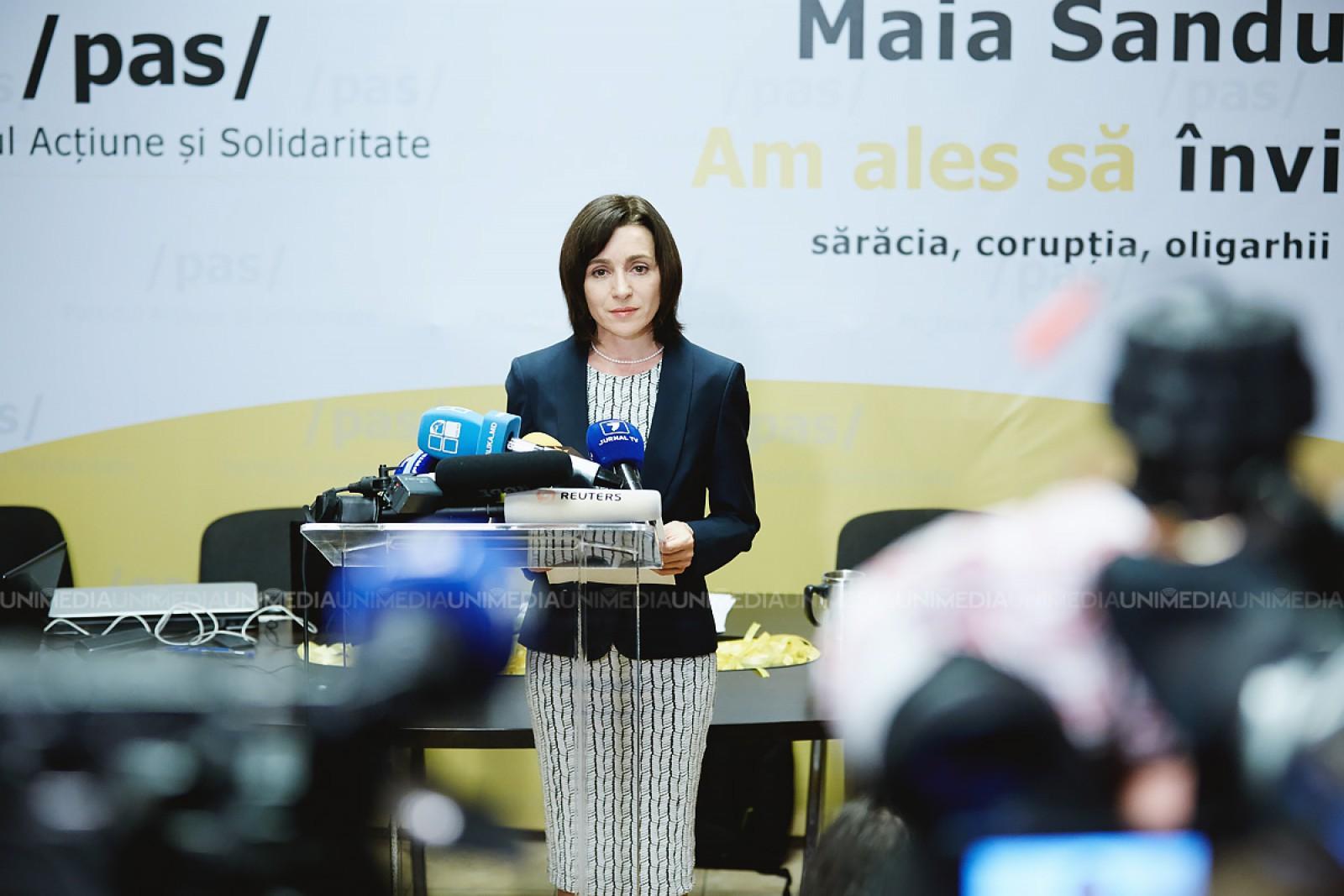 Partidul Acțiune și Solidaritate va decide miercuri ce face la alegerile locale din Chișinău