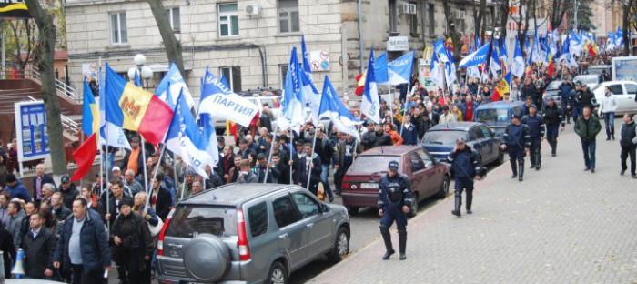 Partidul Nostru organizează mitinguri în acest weekend: Propaganda lui Plahotniuc încearcă să deturneze protestele noastre