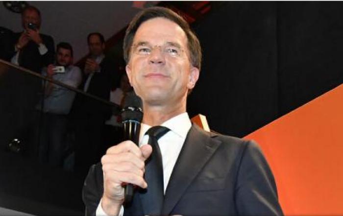 Partidul Popular pentru Libertate și Democrație a câștigat alegerile parlamentare din Olanda, potrivit rezultatelor exit-poll