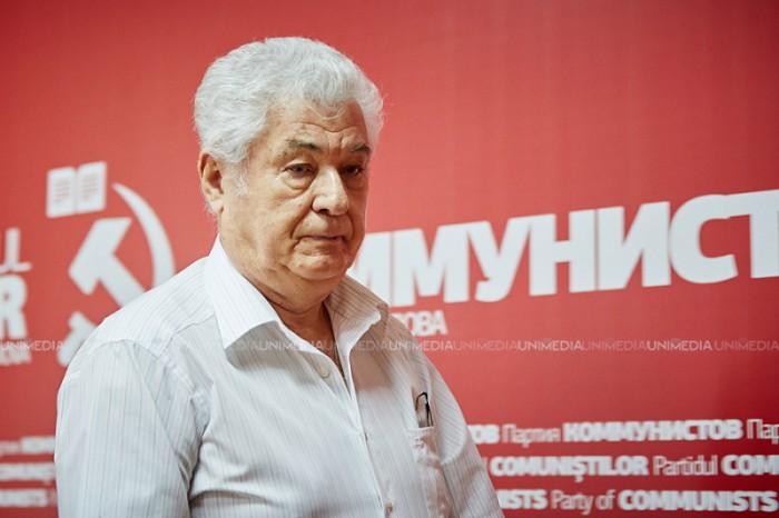 """PCRM susține referendumul cu privire la anularea votului mixt. Voronin: """"Vom colecta semnături împreună cu toți"""""""