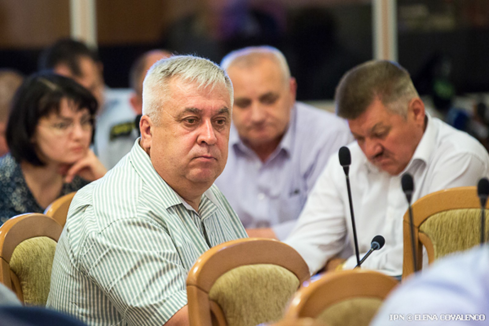 Petru Gontea, fost șef din cadrul Primăriei Chișinău, condamnat la șapte ani de închisoare