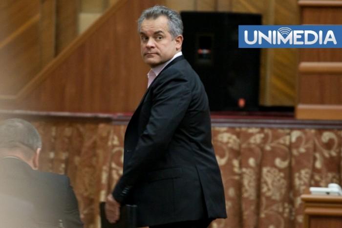 Plahotniuc nu mai este deputat în Parlament