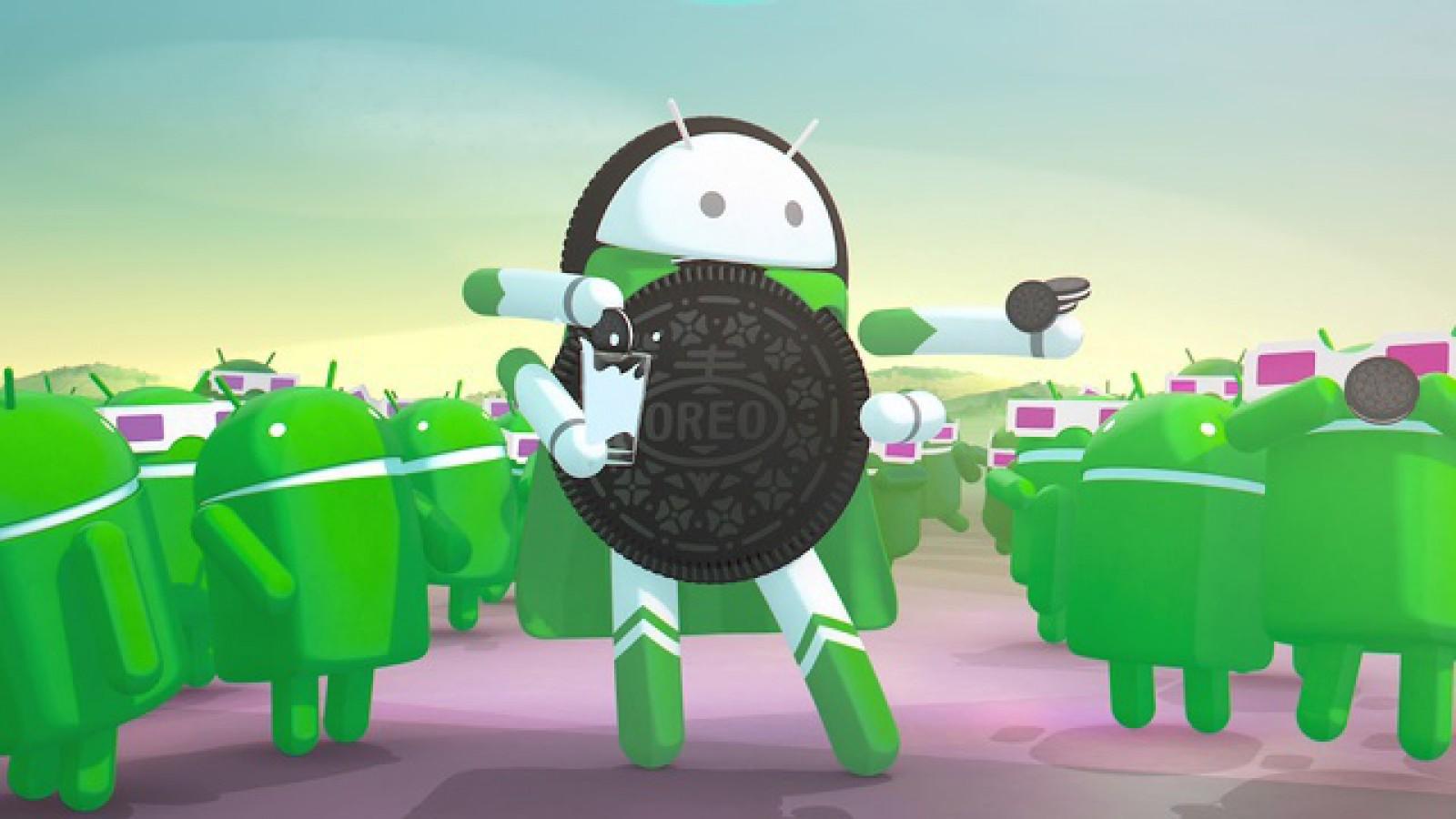 Platforma Android la început de 2018: Android Oreo creşte încet, versiunile vechi încep să dispară