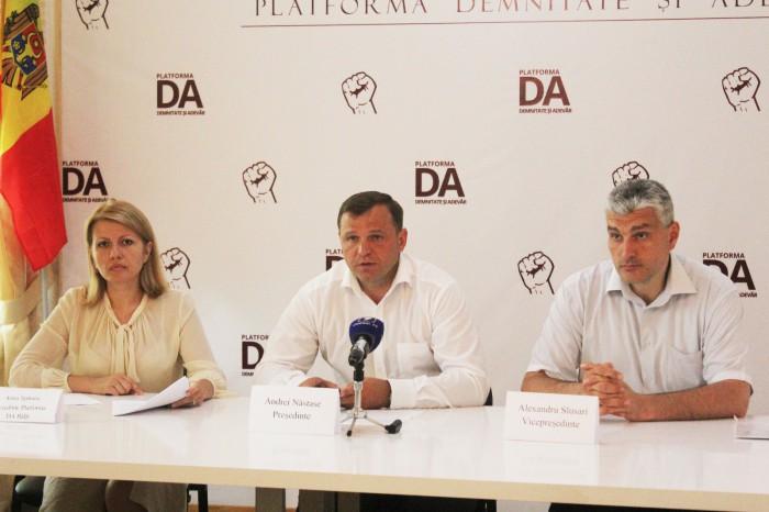 Platforma DA, despre atacul asupra CALM și mesajul către primari: Vă îndemnăm să rămâneţi fideli oamenilor, alegătorilor voştri
