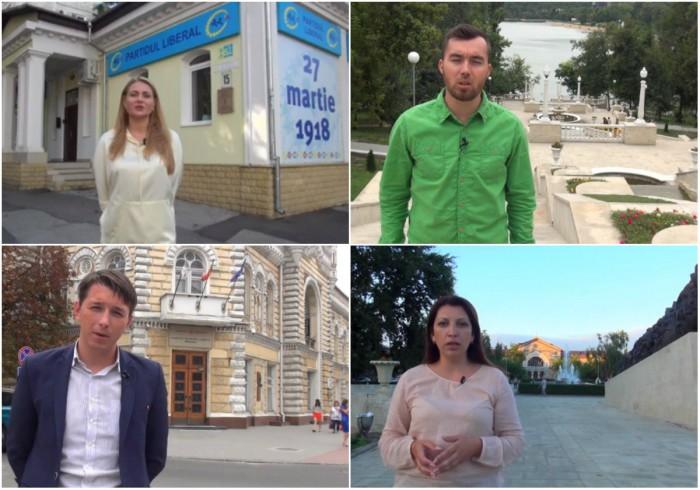 Urare video marca PL! Tinerii liberali îl felicită în stilul lor caracteristic pe Dorin Chirtoacă