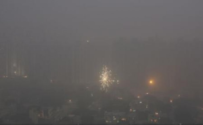 Poluarea a atins din nou niveluri periculoase la New Delhi