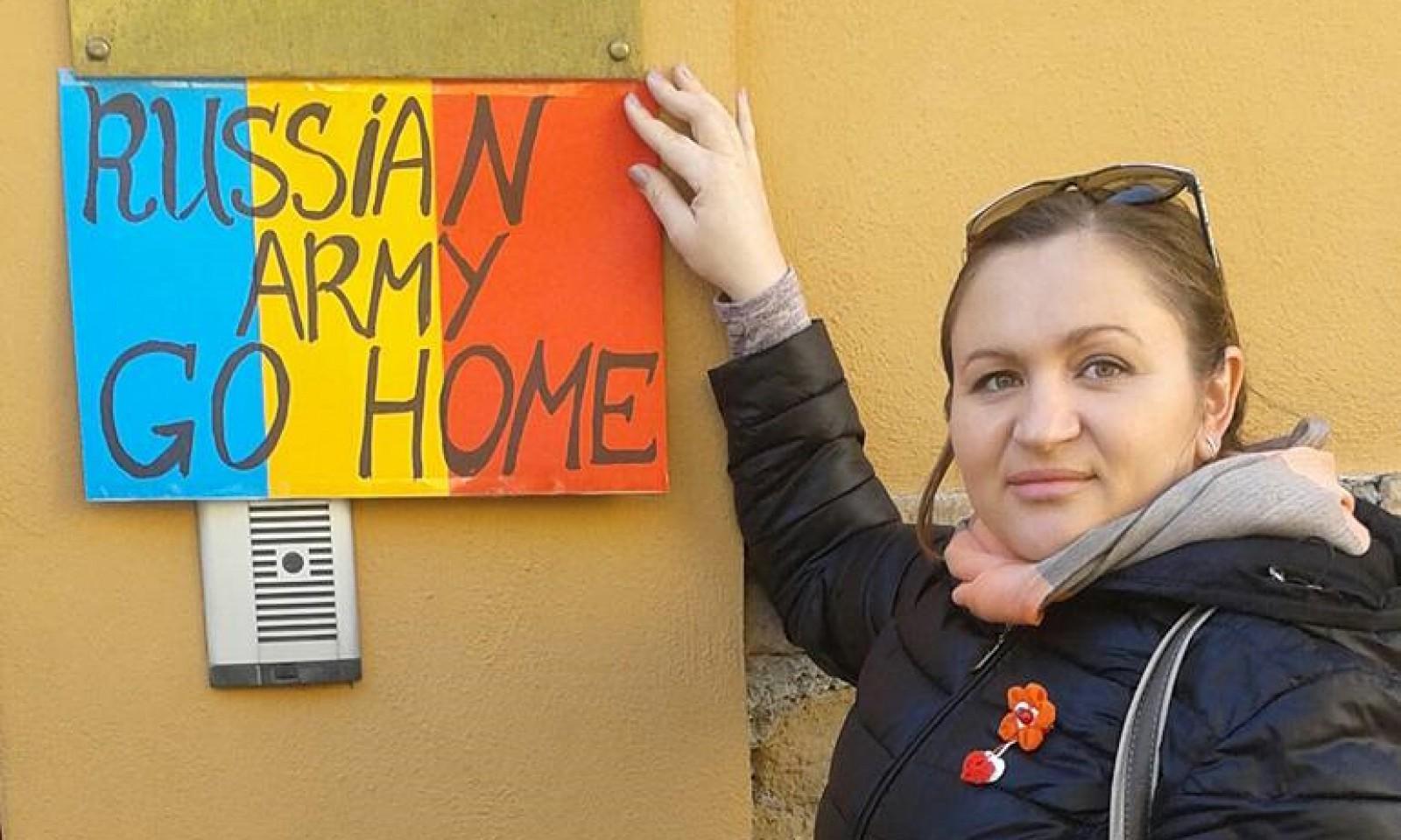 Povestea Victoriei Grosu-Vremeș, românca de la Lozova stabilită în Italia