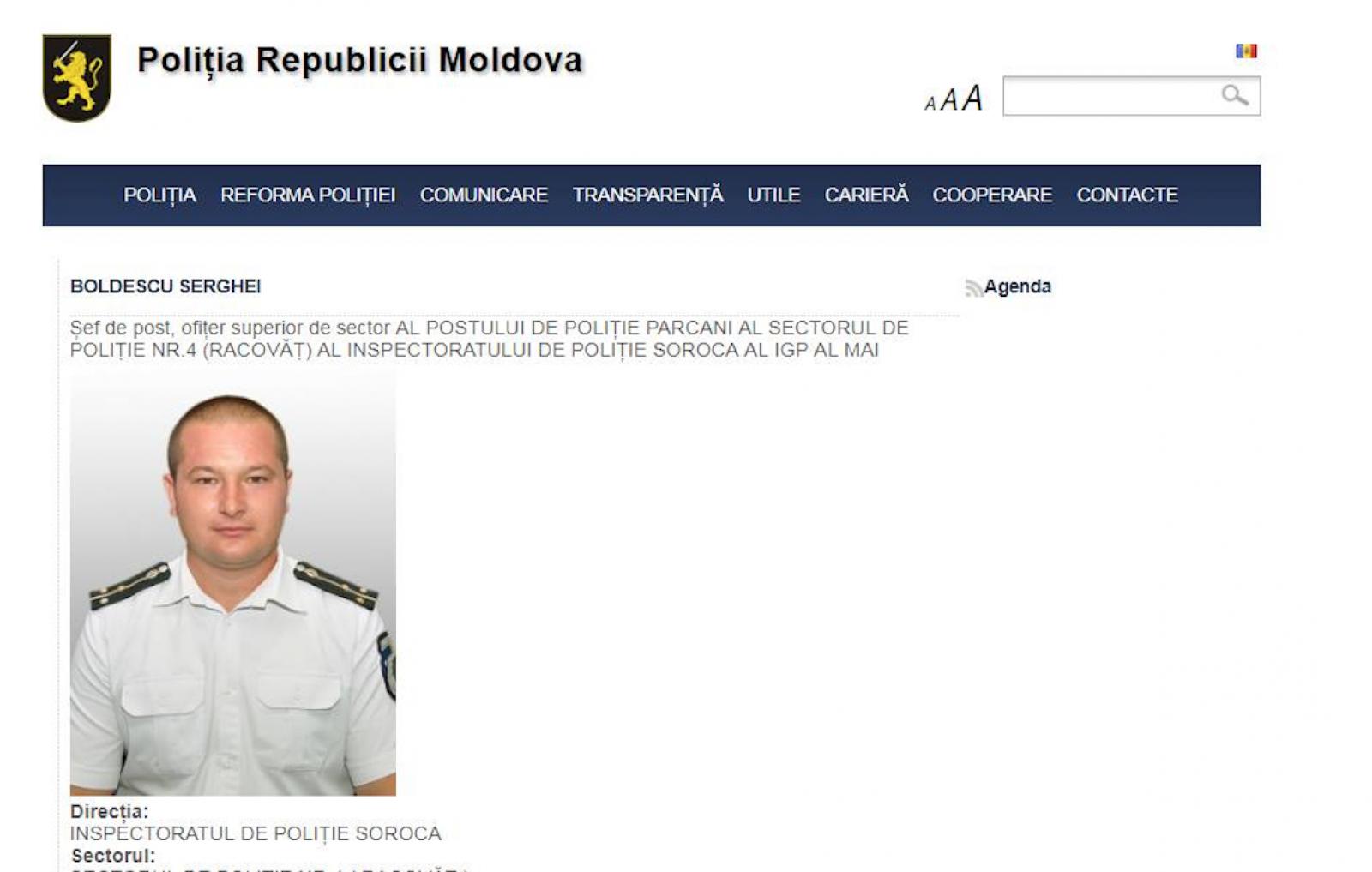 Precizarea Poliției, după ce ieri un fost polițist a amenințat un jurnalist: A fost condamnat la 5 ani de închisoare