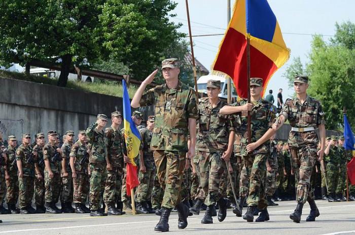Armata națională va participa la lichidarea consecințelor vremii