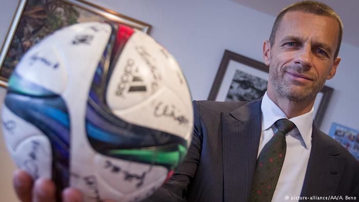 Președintele UEFA, Aleksander Ceferin: Dacă vina lui PSG va fi demonstrată, francezii vor fi suspendați din cupele europene
