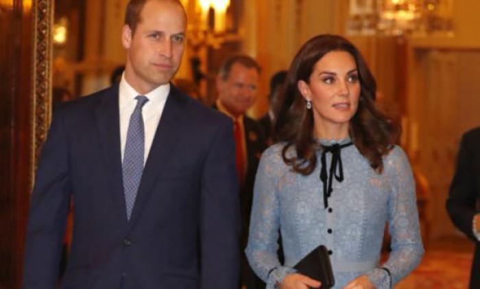 Prima apariție a lui Kate Middleton, de când a anunțat că așteaptă al treilea copil