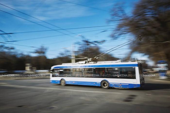 (video) Primăria a decis! Ruta nouă de troleibuz, care va circula până la Aeroport va fi lansată pe 27 iunie